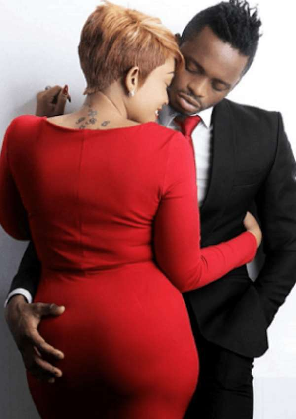 result tanzania diamond s dey to reportedly zari platinum wife marriage platinumz hassan crashed for breaking image wey platinums