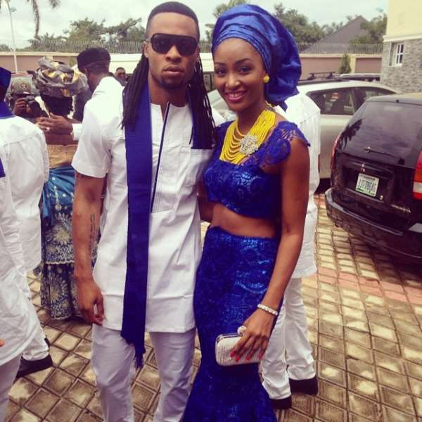 chidinma and flavour dating divas