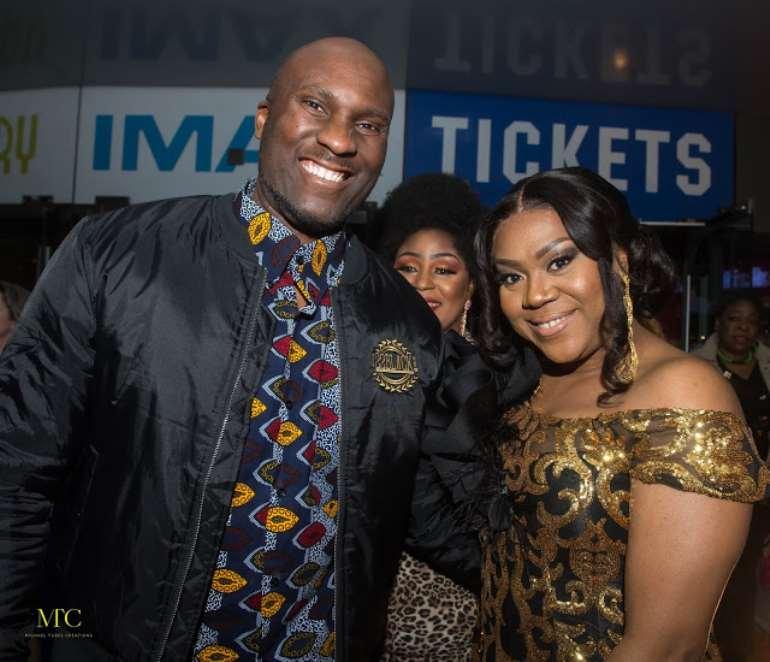 Stella with Adesope Olajide (Shopsy Doo)
