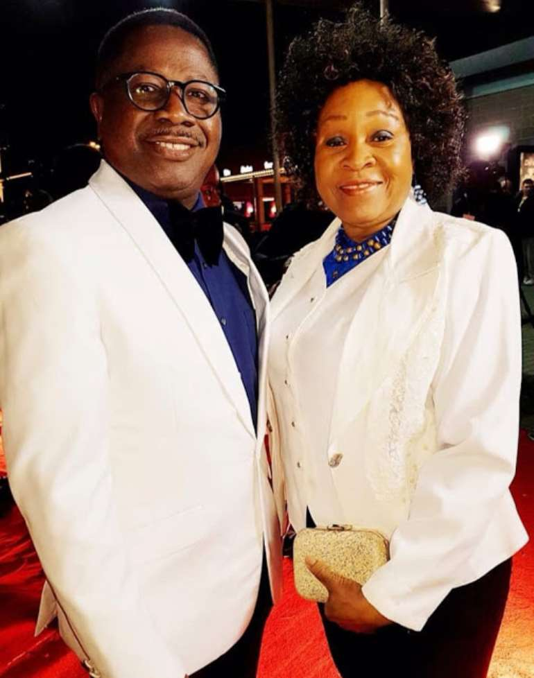 Prince Mike Abiola & Golda John