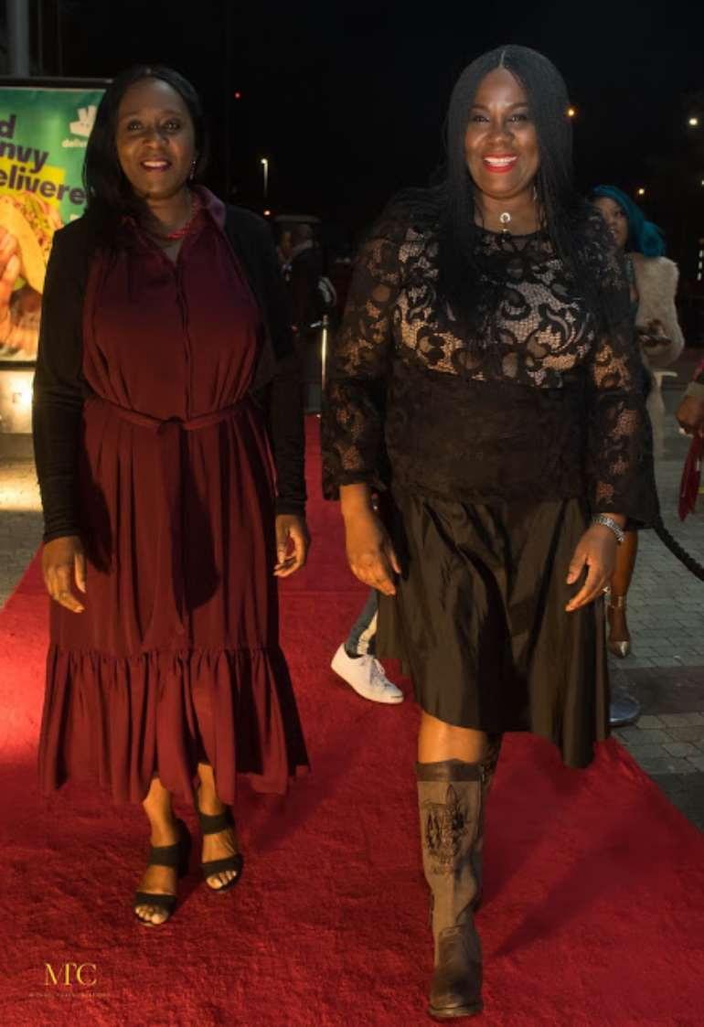 Dupe Amoda & Moji Amoda
