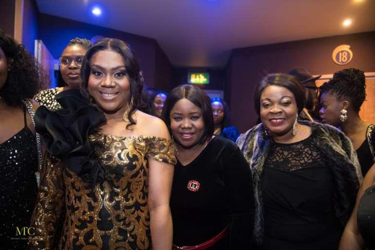Stella, Theodora Ibekwe and Yemi Akinola