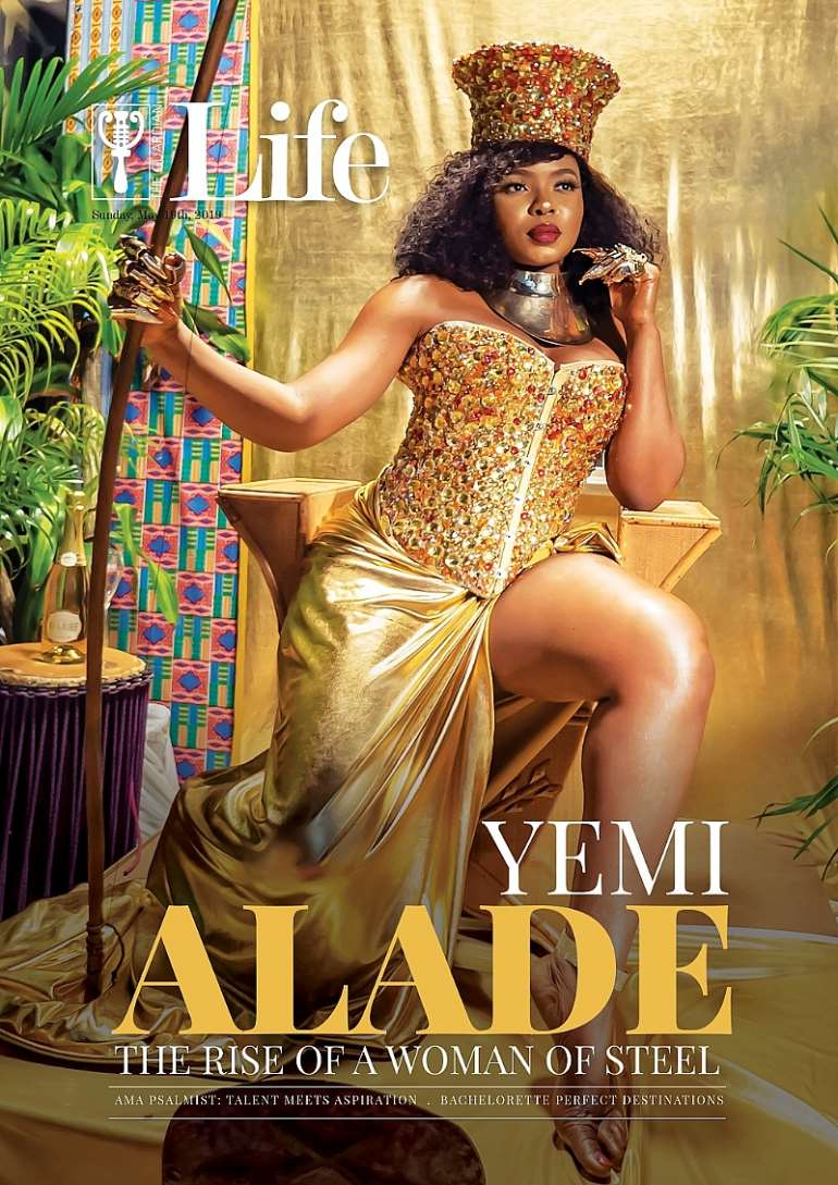 5202019104439 yemi alade woman of steel guardian life cover