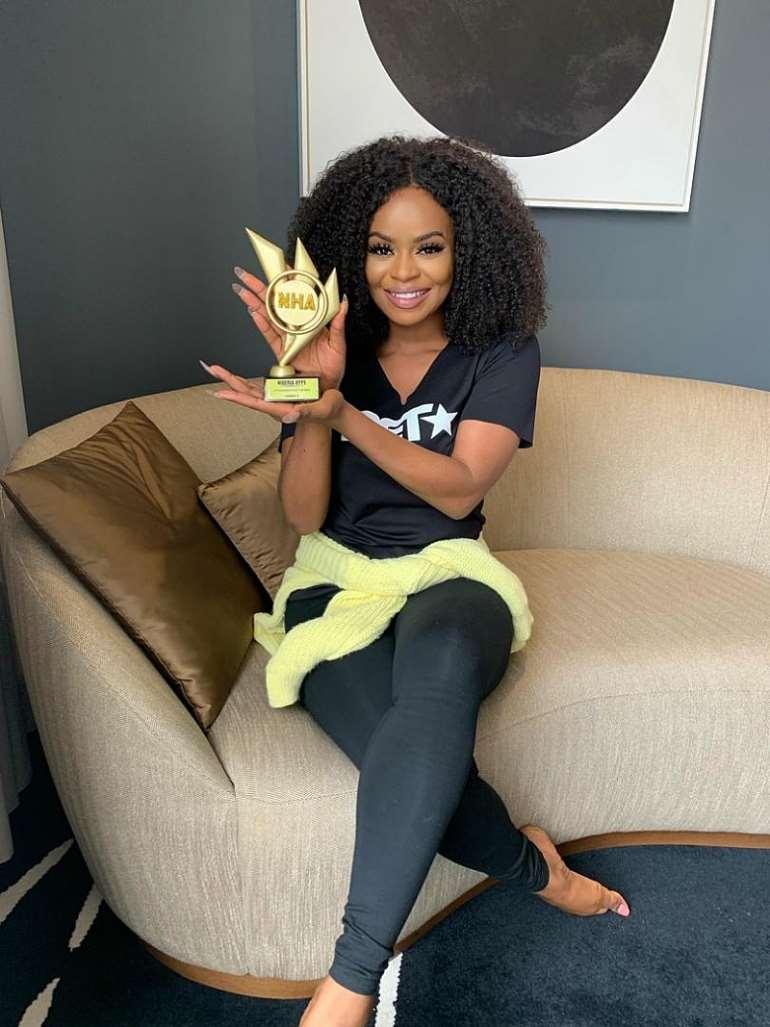 56201965609 nenny b wins award