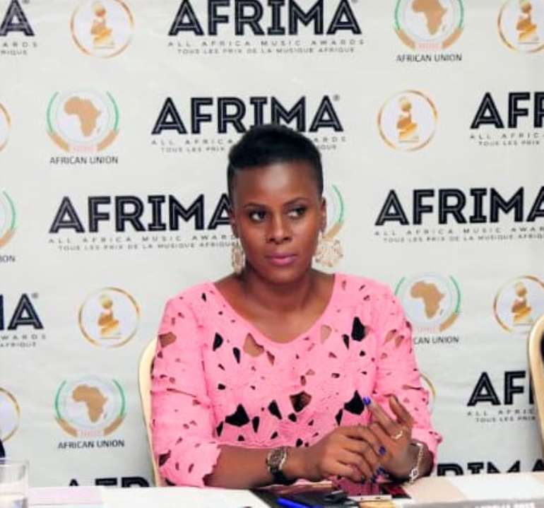 Associate Producer, AFRIMA, Adenrele Niyi