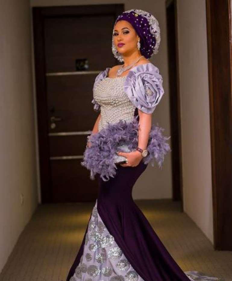 Chyna Durus blog: Caroline Danjuma beautiful in new photo