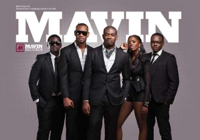 Mavin Records pioneer members
