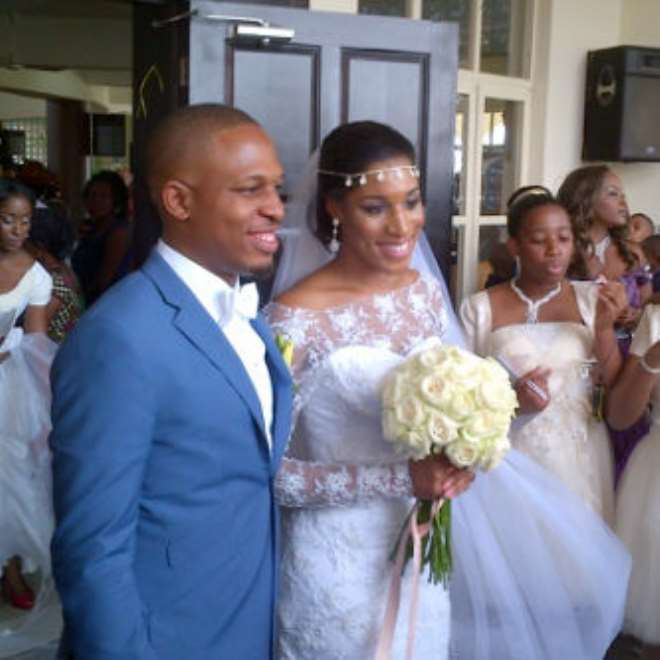 Naeto C with his wife at their wedding in July 2012 .jpg