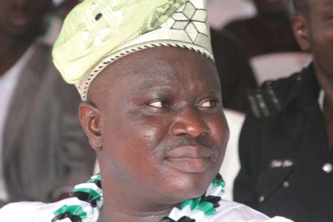 Lagos Steta speaker, Adeyemi Ikuforiji