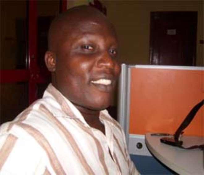 Charles Ayika