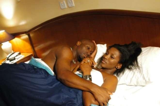 Chet Anekwe and Genevieve Nnaji onset
