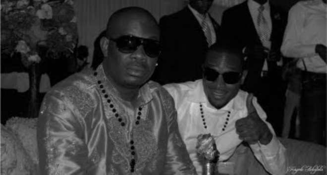 D BANJ AND DON JAZZY