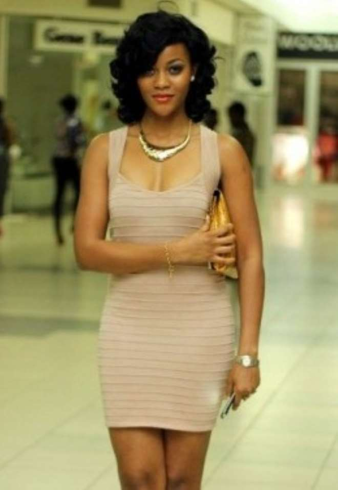 """<b>3 Damilola Adegbite</b></p><p>A surprise resignation from """"Tinsel"""" in 2012, made most people wonder if Damilola knew what she was doing. She gave reasons for leaving the televsion serial; to concentrate on her acting career. Watching her in Michelle Bello's """"Flower Girl"""" brought home the wisdom in her career curve..jpg"""
