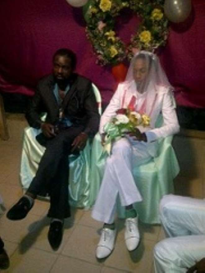PICTURES:GAY WEDDING IN LAGOS