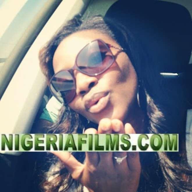 Genevieve Nnaji flaunts engagement ring
