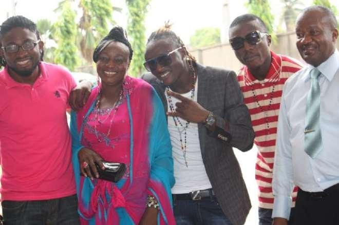 Uti, Mom, Terry G and company