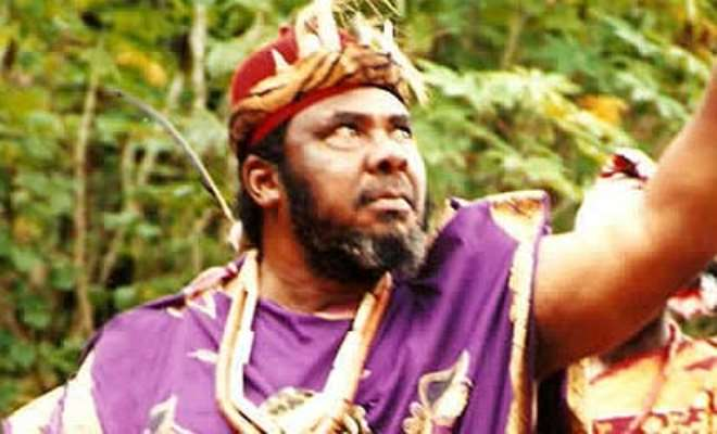 Peter Edochie, alive and well