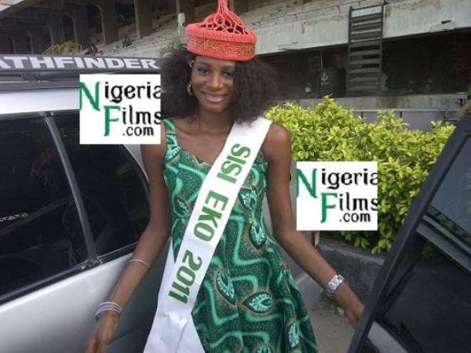 2011 Sisi Eko Winner, Yinka Adewale