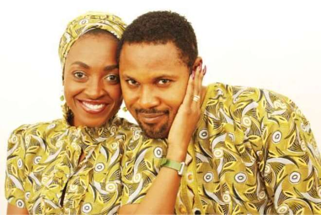 Saidi Balogun's latest work features Kate Henshaw-Nuttal and others Photos courtesy SB