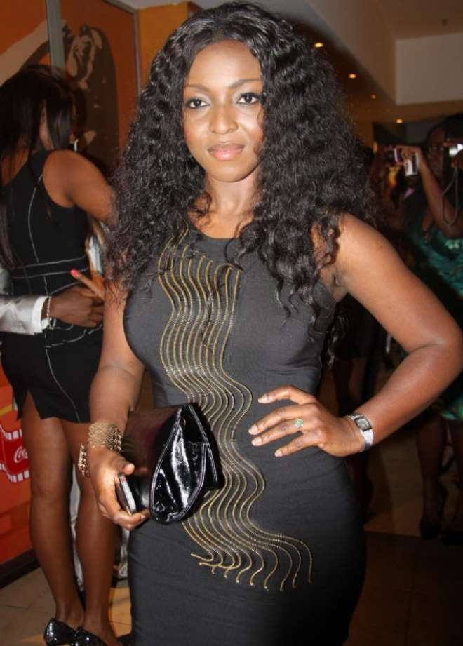 """<b>4 Yvonne Okoro</b></p><p>Now this would raise eyebrows with people asking if Yvonne is from Nollywood since she is associated more with Ghana. Nomencletures do not matter to me. Nollywood is a global brand and is a huge platform for all African actors to make their mark. Besides, Yvonne's movie, """"The Contract"""", was released in the cinemas in Nigeria in 2013 which meets a part of the criteria I used in drawing up this list..jpg"""