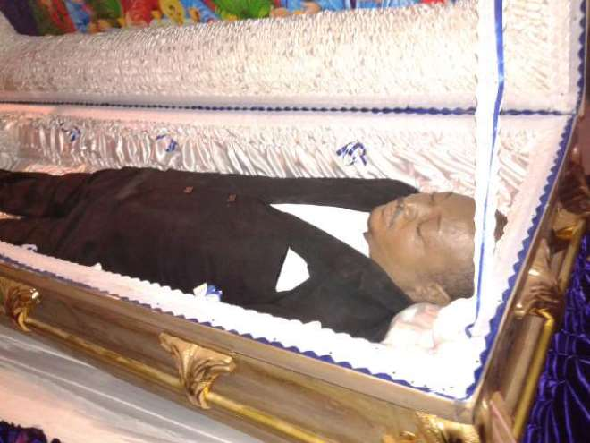 Nollywood pays last respect to late Muna Obiekwe @ Funeral