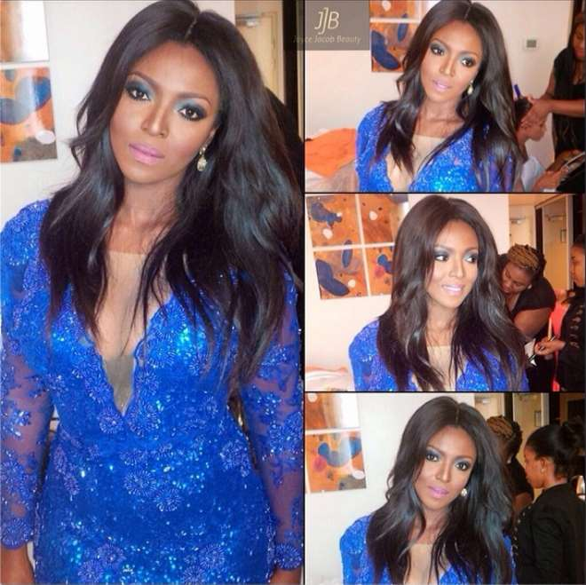 Top 12 Amvca S Beauty And Makeup Look