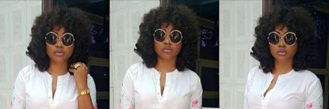 Mercy Aigbe Always Slaying In Elegant Dresses Photos