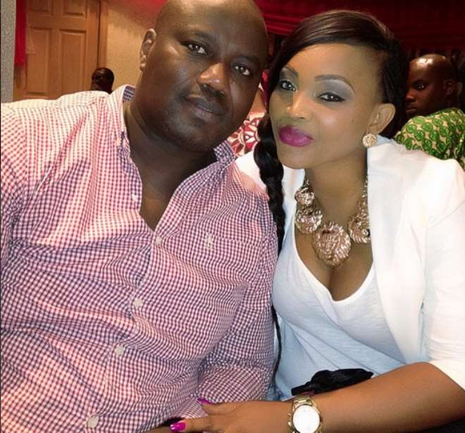 Someone Bought Her A Car After She Type: My Dad Complains About My Movies– Mercy Aigbe-Gentry
