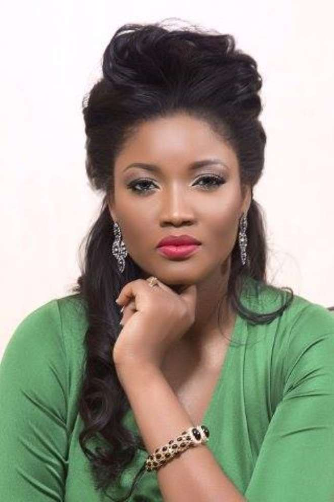 Nigerian man rains curses of DEATH upon actress, Omotola Jalade for blocking him, after he proposed marriage to her