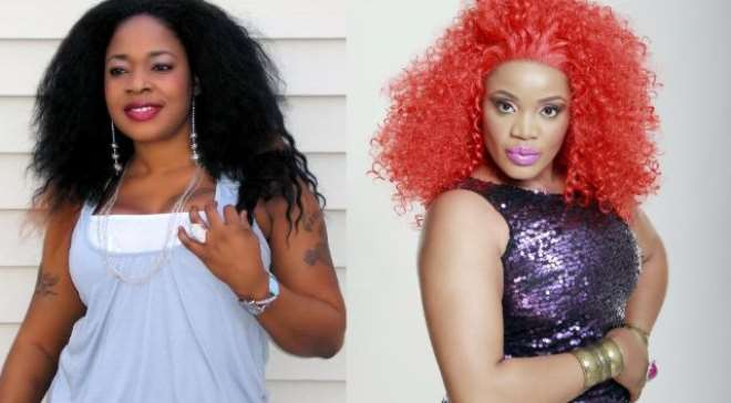 AfroCandy and Uche Ogbodo