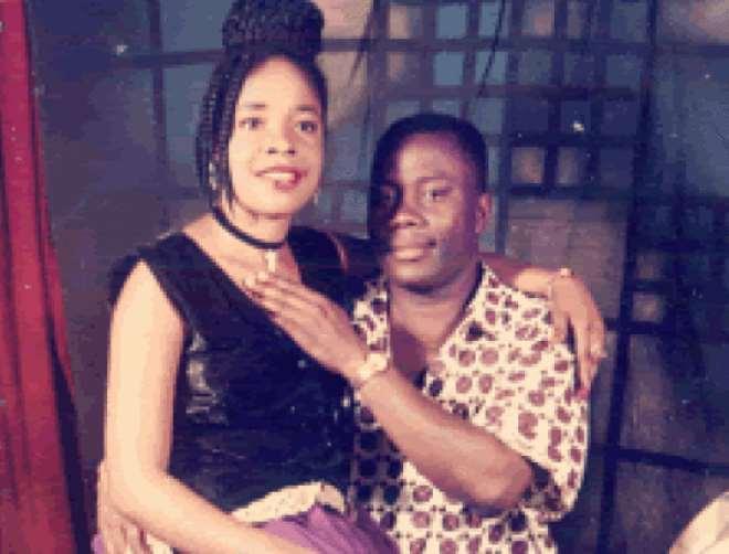 Afrocandy and Ex-Husband