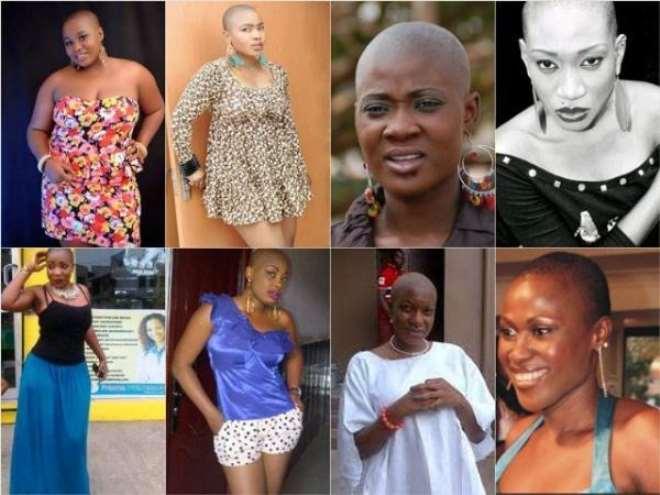 Association of Bald Nollywood Actresses