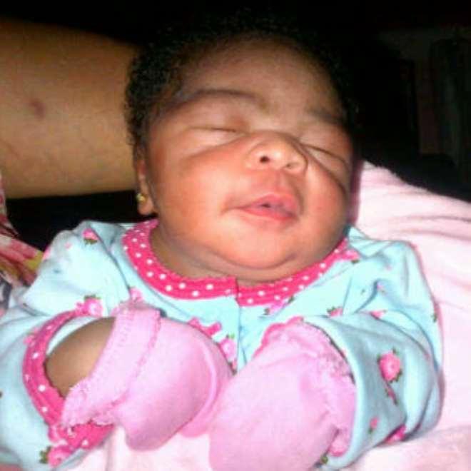 Bisi's baby pix