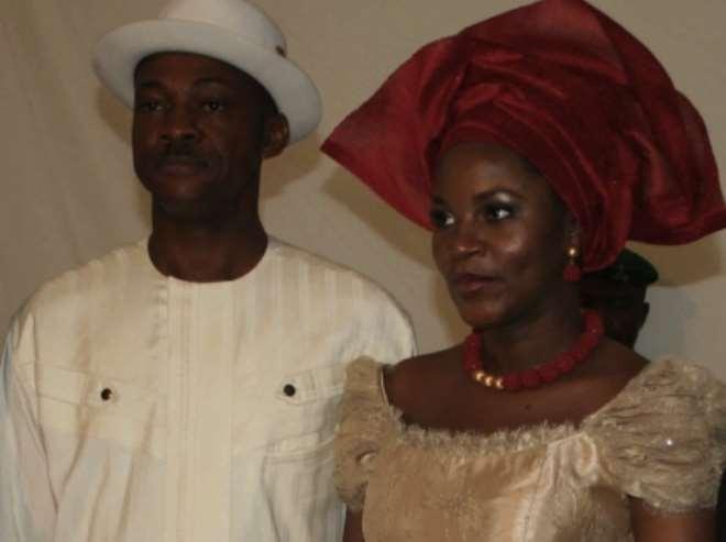 <b>GOV Chime and Clara Chime (Enugu First Lady</b>