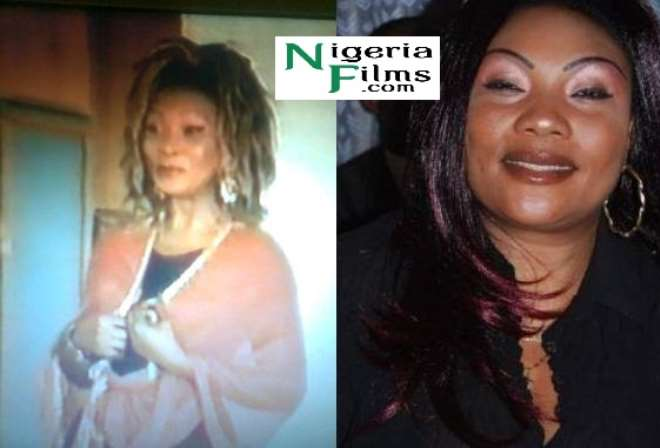 <b>EUCHARIA ANUNOBI</b><br>Looking back to when Eucharia and Zack Orji acted together in Glamour Girls, one will definitely agree that Eucharia has had a good and fast body change. From her skinny body then, to a now robust body-shape, she has every reason to say thanks to Nollywood for the changes. <br>.jpg
