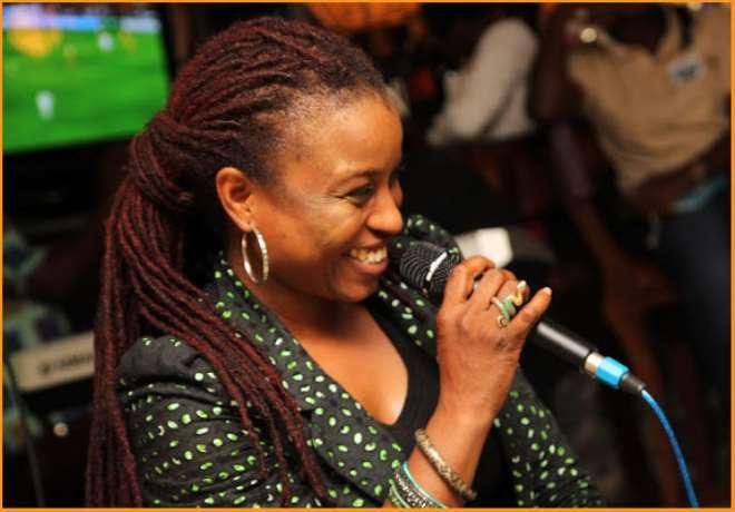 Image result for lagbaja's back up singer