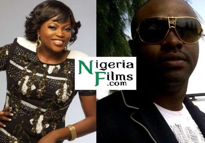 Funke Akindele and Femi Adebayo