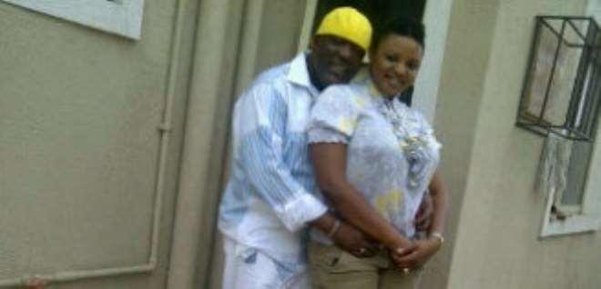 Funke Adesiyan With Sati Ramon
