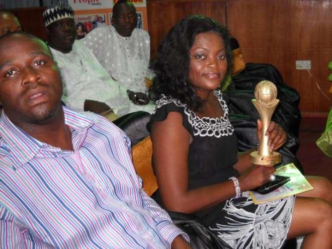 Femi Adebayo and Funke Akinsele