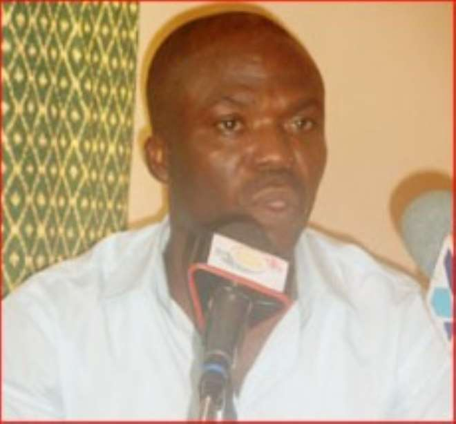 Augustine Abbey (Idikoko) President of Film Producers Association of Ghana (FIPAG)