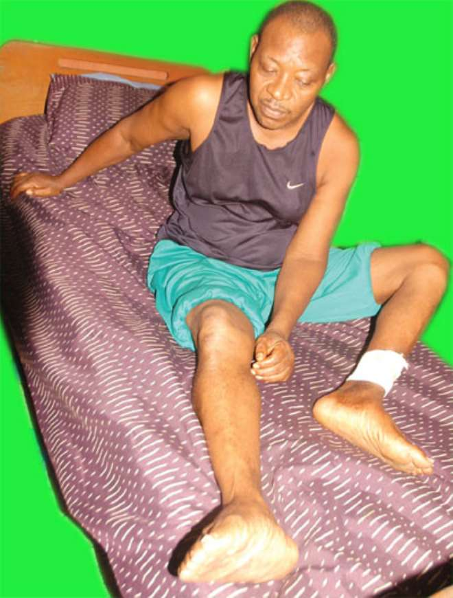 Hope for ailing actor