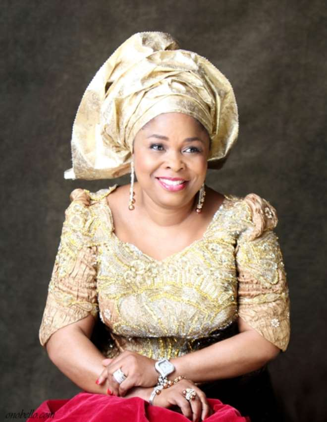 First Lady of Nigeria Dame Patience Jonathan
