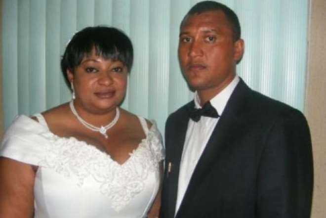 Ronke Oshodi Oke and Anthony Gbolahan