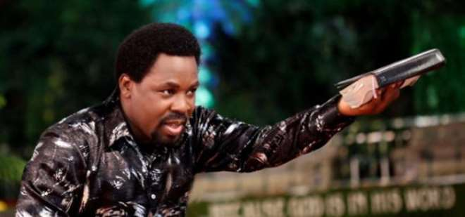 SHOCKER! TB JOSHUA SPEAKS OUT ON GAY MARRIAGE