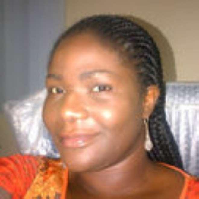 Tokunbo Dino Melaye's Wife