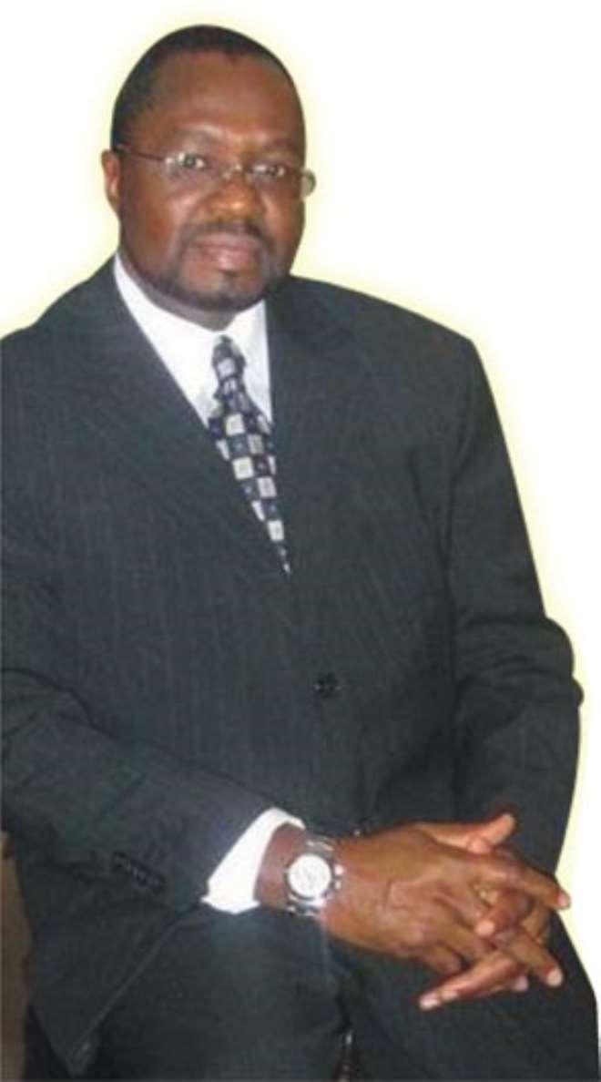 Dr. Victor Olatoye