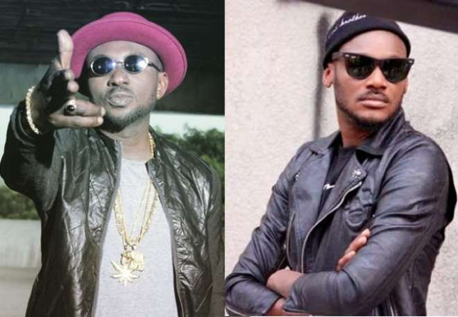 Blackface and 2baba (Photo credit: allafrica.com)