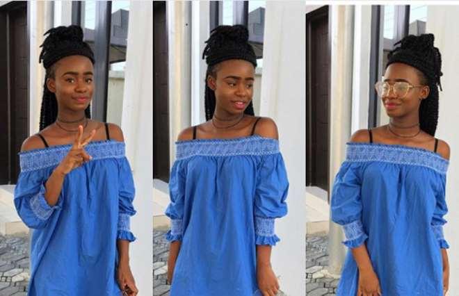 Image result for iyabo ojo daughter