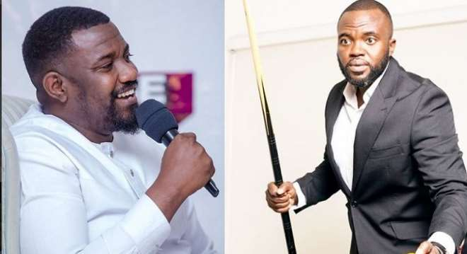 Ghanaian Actor John Dumelo Disappoints Fans Over Marriage Proposal