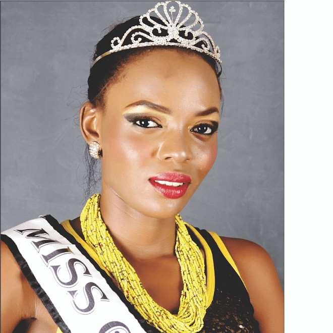 Current Miss Gbagada International